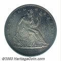Patterns: , 1862 50C Half Dollar, Judd-293, Pollock-351, R.5, PR64 PCGS....