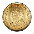 Commemorative Gold: , 1904 G$1 Lewis and Clark MS64 PCGS. A crisply struck and ...
