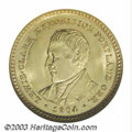Commemorative Gold: , 1904 G$1 Lewis and Clark MS65 NGC. Extraordinary, ...