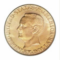 Commemorative Gold: , 1917 G$1 McKinley MS64 PCGS. The centers are crisp on ...