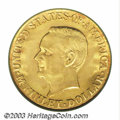 Commemorative Gold: , 1917 G$1 McKinley MS65 PCGS. Bright and well defined with ...