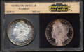 Additional Certified Coins: , 1879-O $1 Morgan Dollar MS64 Cameo PCI (MS64). Splendid ...