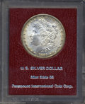 Additional Certified Coins: , 1881-CC $1 Morgan Dollar MS65 Paramount (MS63). Golden-...