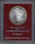 Additional Certified Coins: , 1888-S $1 Morgan Dollar MS65 Paramount (MS63). Ex: ...