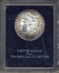 Additional Certified Coins: , 1891-S $1 Morgan Dollar MS61 Uncertified. Ex: Redfield. ...