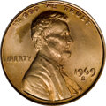 Lincoln Cents, 1969-S 1C Doubled Die MS64 Red PCGS....
