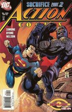 Issue cover for Issue #829