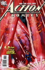 Issue cover for Issue #834