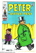 Bronze Age (1970-1979):Humor, Petey Group #3 and 4 (Marvel, 1969) Condition: VF/NM. This lotconsists of two comics #3 and 4. Overstreet 2003 value for gr...(Total: 2 Comic Books Item)