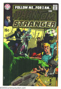 Bronze Age (1970-1979):Horror, The Phantom Stranger Group #3 and 9 (DC, 1969-70) Condition: VF.This lot consists of two comics, #3 and 9 (Jim Aparo interi...(Total: 2 Comic Books Item)