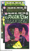 Bronze Age (1970-1979):Horror, The Phantom Stranger #2-4 Group (DC, 1969-70) Condition: AverageVF. This lot consists of issues #2, 3, and 4. Overstreet 20...(Total: 3 Comic Books Item)