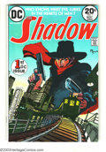 Bronze Age (1970-1979):Miscellaneous, The Shadow #1 Group (DC, 1973) Condition: Average VF/NM. This lotconsists of two copies of issue #1. Overstreet 2003 value ...(Total: 2 Comic Books Item)