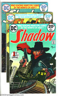 Bronze Age (1970-1979):Miscellaneous, The Shadow Group (DC, 1973-75). This lot consists of eight comics,#1 (VF/NM); 3-6, 9, 11, 12 (VF). Artists include Mike Kal...(Total: 8 Comic Books Item)