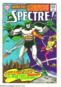 Showcase #60 Spectre (DC, 1966) Condition: VF. First Silver Age appearance of Spectre. Murphy Anderson art. Overstreet 2...