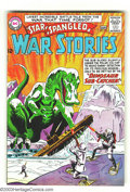 Silver Age (1956-1969):War, Star Spangled War Stories #112 (DC, 1964) Condition: FN+. Dinosaur issue. Overstreet 2003 FN 6.0 value = $30. ...