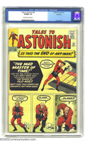 Silver Age (1956-1969):Superhero, Tales to Astonish #43 Ant-Man Northland pedigree (Marvel, 1963) CGC VF/NM 9.0 Off-white to white pages. Jack Kirby cover art...