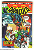 Bronze Age (1970-1979):Horror, Tomb of Dracula #11 and 14 Group (Marvel, 1973). Two issues in thislot - #11 (NM) and 14 (VF). Gene Colan art in both. Over... (Total:2 Comic Books Item)