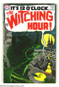 Silver Age (1956-1969):Horror, Witching Hour #1 (DC, 1969) Condition: VF. Alex Toth art.Overstreet 2003 VF 8.0 value = $84....