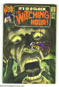 Silver Age (1956-1969):Horror, Witching Hour #13 and 15 Group (DC, 1971) Condition: Average VF/NM.This lot consists of issues #13 and 15. Overstreet 2003 ... (Total:2 Comic Books Item)