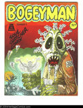 Bronze Age (1970-1979):Alternative/Underground, Bogeyman #3 (Company & Sons, 1970) Condition: VF+. Art by Jay Lynch, Rory Hayes, and Rick Griffin. Overstreet does not yet l...