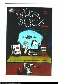The Dirty Duck Book #1 - First printing (Company & Sons, 1971) Condition: VF+. Full of Bobby London art, in his dist...