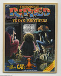Bronze Age (1970-1979):Alternative/Underground, Thoroughly Ripped with the Fabulous Furry Freak Brothers nn (Rip Off Press, 1978) Condition: VF. Alright, dudes, here's some...