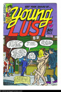 Bronze Age (1970-1979):Alternative/Underground, Young Lust #2 - First printing (Print Mint, 1972) Condition: FN. Art by Bill Griffith, Grass Green, and Jay Kinney. Overstre...