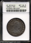 Early Half Dollars: , 1806/5 VG8 ANACS. The current Coin Dealer Newsletter (...
