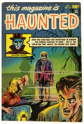 Golden Age (1938-1955):Horror, This Magazine Is Haunted #2 (Fawcett, 1951) Condition: ApparentVG....