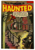 Golden Age (1938-1955):Horror, This Magazine Is Haunted #12 (Fawcett, 1953) Condition: FN....
