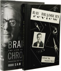 Books:Signed Editions, Two Books About Ray Bradbury, including:. William F. Nolan, editor: Ray Bradbury Review. (Los Angeles: Graham Press,... (Total: 2 )