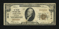 National Bank Notes:Kentucky, Ashland, KY - $10 1929 Ty. 1 The Ashland NB Ch. # 2010. ...