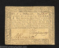 Colonial Notes:Maryland, August 14, 1776, $1/2, Maryland, MD-94, Very Fine. This is an ...