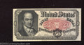 Fractional Currency:Fifth Issue, Fifth Issue 50c, Fr-1381, Extremely Fine+. This is a great ...