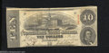 Confederate Notes:1863 Issues, 1863 $10 State Capitol at Columbia, SC; R.M.T. Hunter, T-59, ...