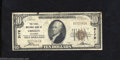 National Bank Notes:Colorado, Greeley, CO - $10 1929 Ty. 1 The First NB Ch. # 3178
