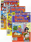 Modern Age (1980-Present):Humor, Archie Related Titles Group (Archie, 1984-88) Condition: AverageNM+.... (Total: 27 Comic Books)