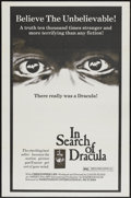 """Movie Posters:Documentary, In Search of Dracula (Independent-International, 1975). One Sheet (27"""" X 41""""). Documentary...."""