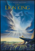 "Movie Posters:Animated, The Lion King (Buena Vista, 1994). One Sheet (27"" X 40"") DSAdvance. Animated...."