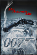 "Movie Posters:James Bond, Die Another Day (MGM, 2002). One Sheet (27"" X 40"") DS Gun Advance.James Bond...."