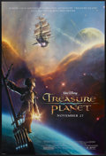 "Movie Posters:Animated, Treasure Planet (Buena Vista, 2002). One Sheet (27"" X 40"") DS.Animated...."