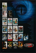 "Movie Posters:James Bond, James Bond 40th Anniversary (MGM/UA, 2002). One Sheet (27"" X 40"")SS. James Bond...."