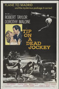 """Movie Posters:Crime, Tip on a Dead Jockey (MGM, 1957). One Sheet (27"""" X 41""""). Crime...."""