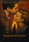 "Movie Posters:Academy Award Winner, Shakespeare in Love (Miramax, 1998). One Sheet (27"" X 40""). AcademyAward Winner...."