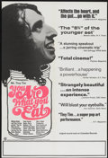 "Movie Posters:Documentary, You Are What You Eat (Commonwealth United, 1968). One Sheet (27"" X 40""). Documentary...."