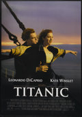 "Movie Posters:Academy Award Winner, Titanic (20th Century Fox, 1997). One Sheet (27"" X 38.5"") SS ""I'mFlying, Jack"" version. Academy Award Winner...."