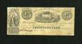 Obsoletes By State:Louisiana, New Orleans, LA- City of New Orleans Second Municipality 25¢ Dec. 1, 1839. ...