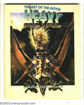 Books:Trade Paperback, The Art of the Movie Heavy Metal #nn (New York Zoetrope, 1981). A nice look at the animation for the movie from beginning to...
