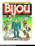 Silver Age (1956-1969):Alternative/Underground, Bijou Funnies #4 - First printing (Print Mint, 1970) Condition:VF/NM. Art by Jay Lynch, Robert Crumb, Skip Williamson, and ...