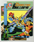 Bronze Age (1970-1979):Miscellaneous, Charlton Bullseye #2-5 Group (Charlton, 1975-76) Condition: AverageVF/NM. This lot consists of issues #2, 3, 4, and 5. Over... (Total:4 Comic Books Item)